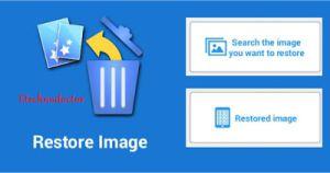 1. Menggunakan Restore Image (Super Easy)