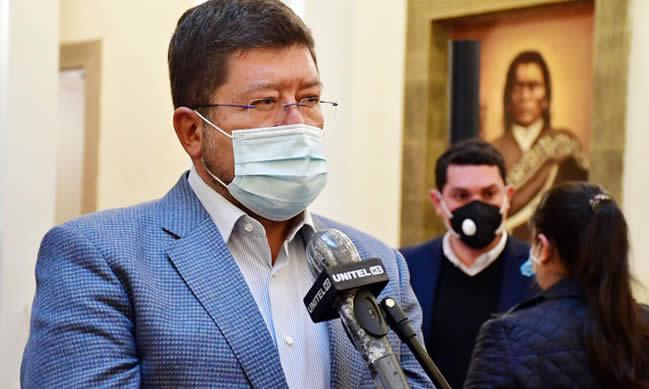 """Doria Medina: Vamos a apoyar al candidato que pueda frenar al MAS """"sea quien sea"""""""