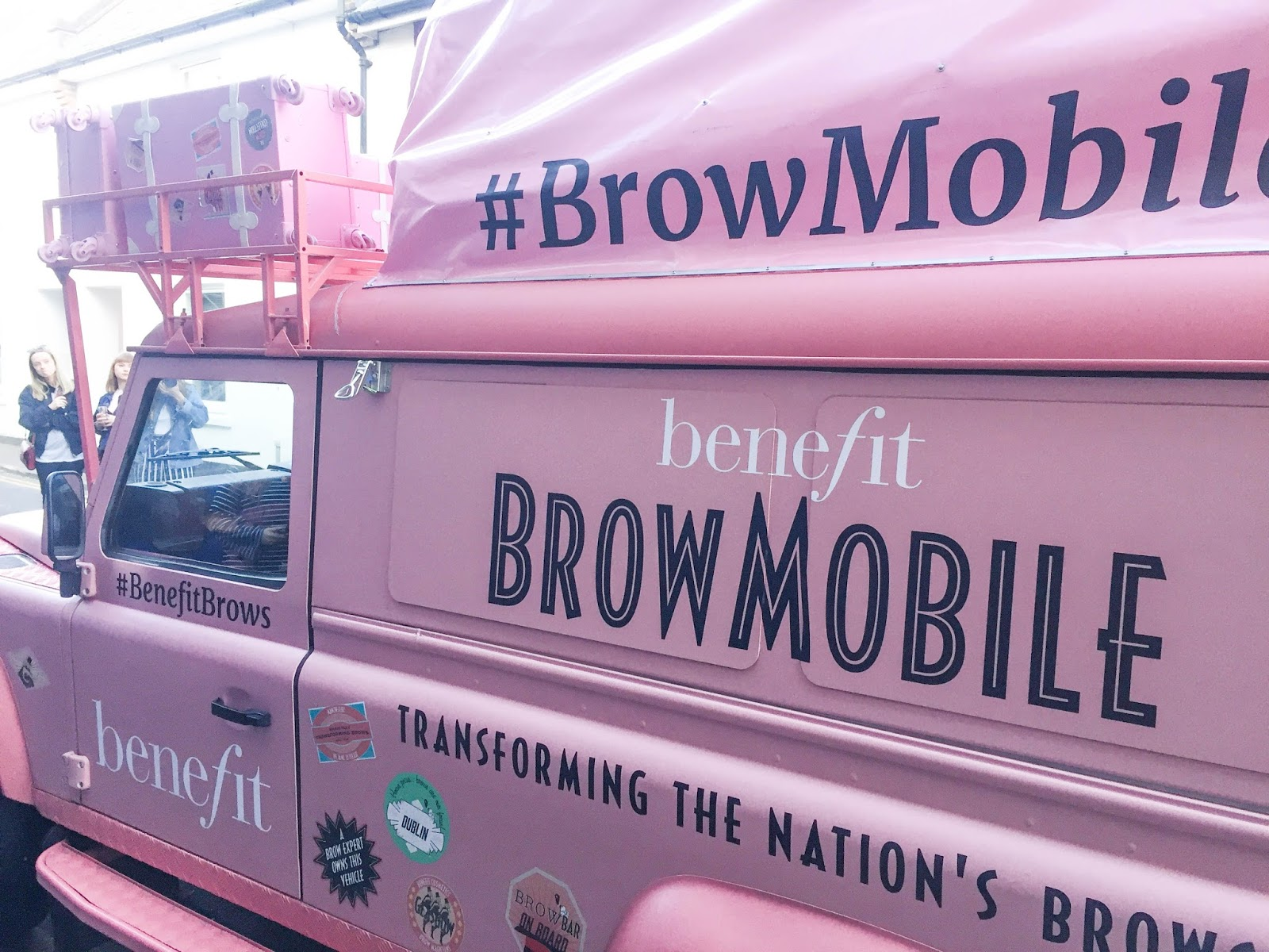Benefit BrowMobile