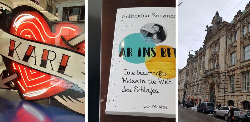 Impressionen vom Münchner Bloggermarket