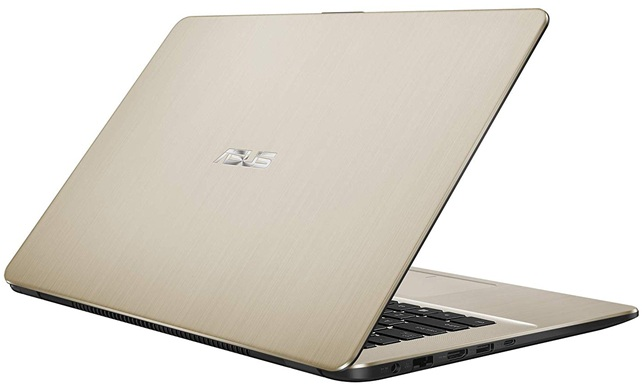 ASUS VivoBook 15 R505ZA-BR675: diseño ultrabook + disco duro SSD