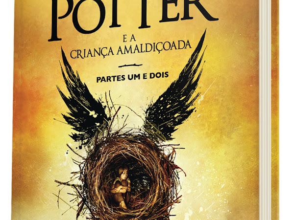 Pré-venda: Harry Potter e a Criança Amaldiçoada