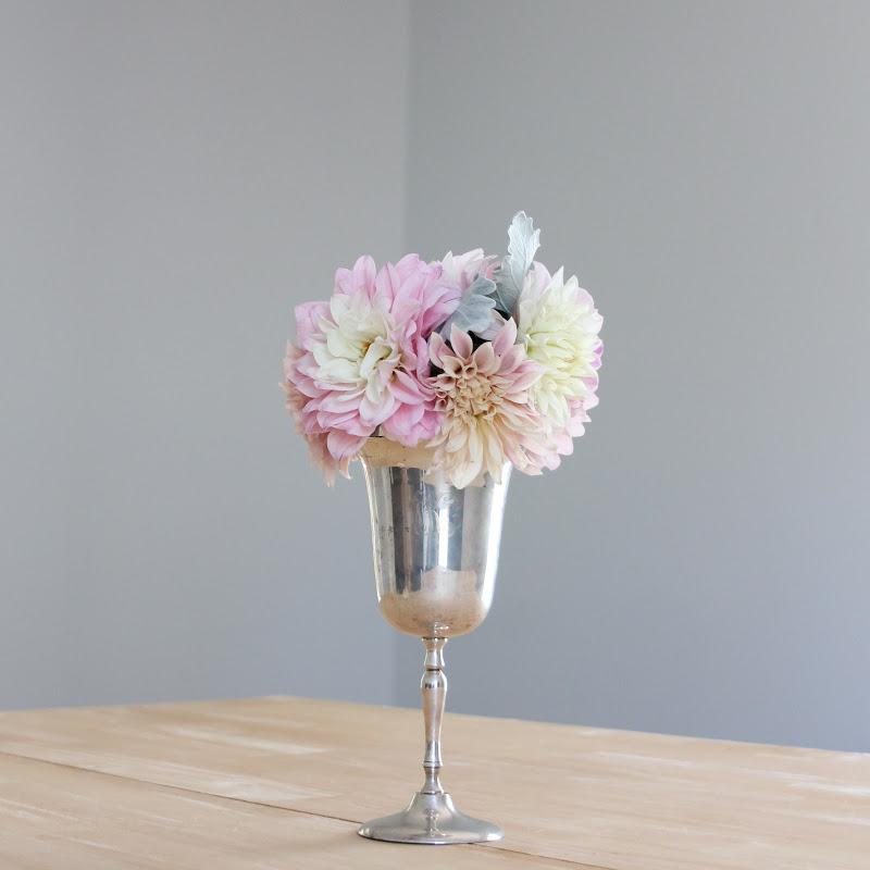 Easy DIY Flower Arrangements - Julie Blanner