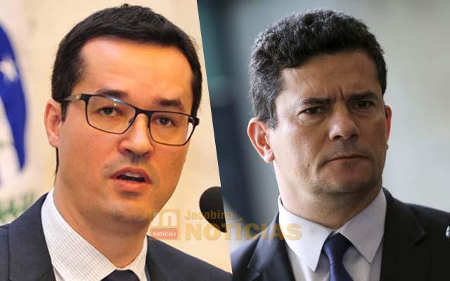 Site vaza conversas privadas entre Sergio Moro e Dallagnol na Lava Jato