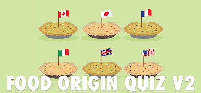 food origin quiz v2 all answers quiz diva 100% score