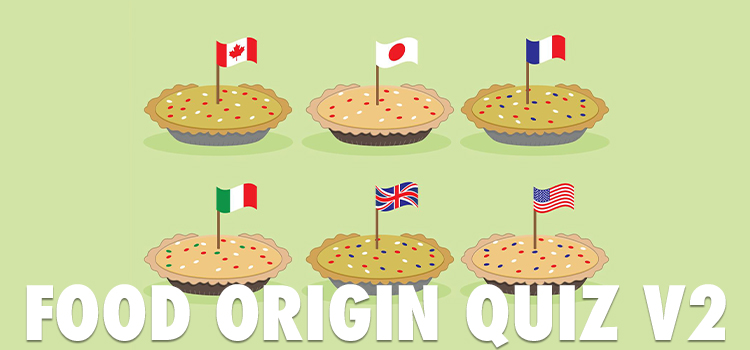 food origin quiz v2 all answers 100% score