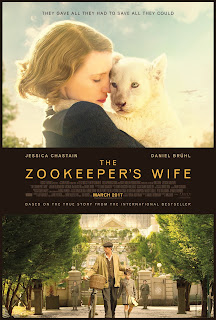 The Zookeepers Wife Movie Poster