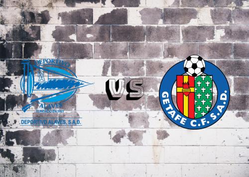 Deportivo Alavés vs Getafe  Resumen