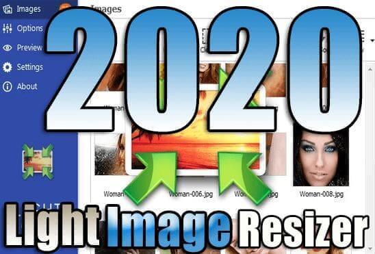 تحميل وتفعيل برنامج Light Image Resizer عملاق تكبير وتصغير وضغط الصور مع الحفاظ على جودتها