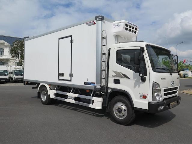 Xe đông lạnh 7 tấn Hyundai EX8 GTL