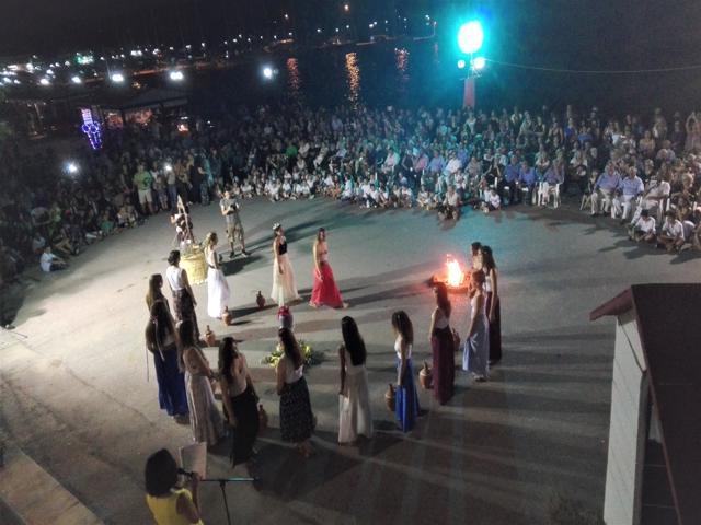 «Ο τόπος μου γιορτάζει»: Ντοκιμαντέρ παρουσιάζει το  έθιμο του Κλήδονα στην Ερμιόνη