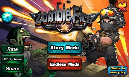 Zombie Fire
