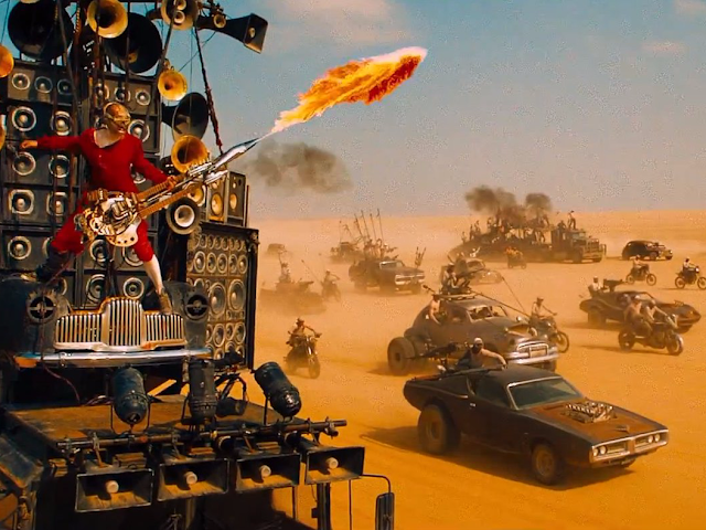 mad max fury road oscars