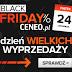 Black Friday! NAjlepsze ceny z wyprzedaży! Raj dla sknerusów