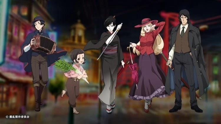 El anime Joran: The Princess of Snow and Blood muestra vídeo y da sus primeros detalles.