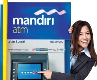 Cara Bayar Cicilan FIF Lewat ATM Mandiri