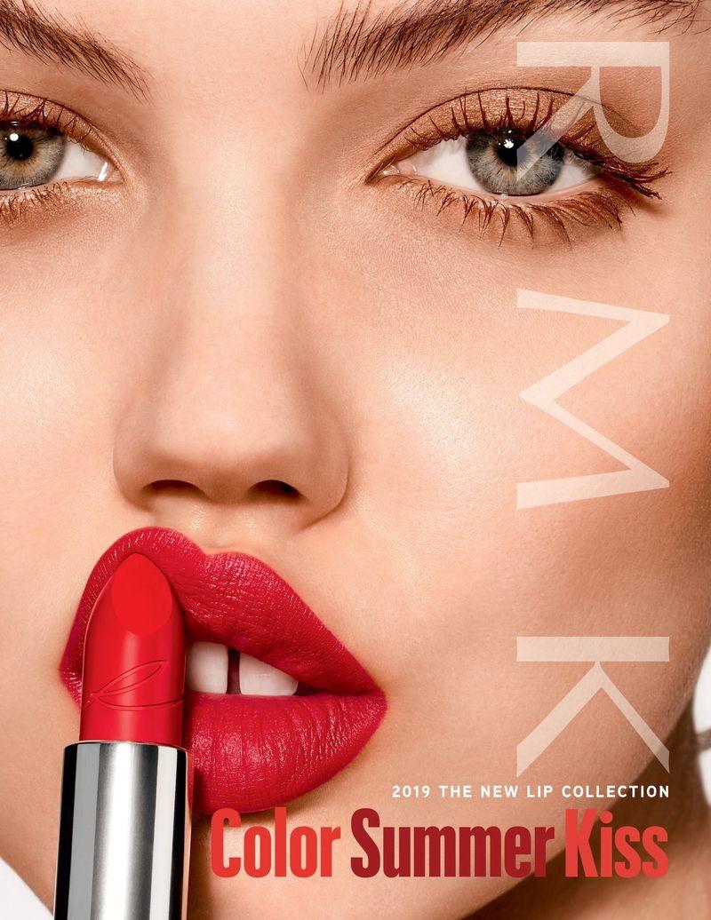 RMK Color Summer Kiss 2019 Campaign