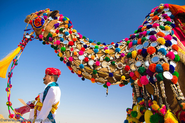 Jaisalmer-golden-city-Desert-Festival