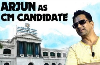 Arjun As CM Candidate? 2 | Sollividava | Movie Nights | Black Sheep