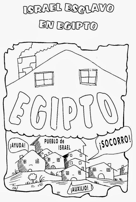 Dibujos Para Colorear De Egipto Trendy Colorear