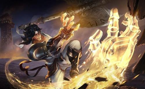 Wiro phải Áo choàng thần Ra với giầy hộ vệ ngay chỉ trong giai đoạn đầu Game