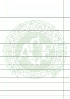 Papel Pautado do Chapecoense rabiscado PDF para imprimir na folha A4