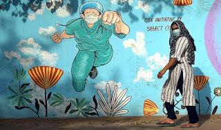 बिहार में कोरोना वायरस संक्रमण से और छह लोगों की मौत, 3756 नए मामले सामने आए | #NayaSaberaNetwork