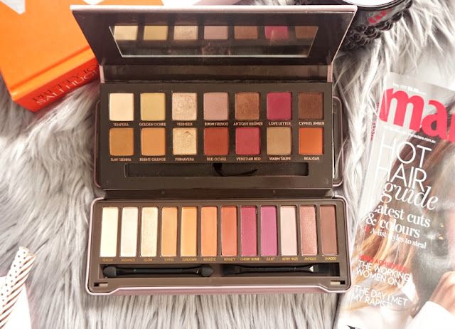 BYS Berries Palette Anastasia Modern Renaissance Dupe