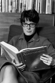 Astrophysicist Jocelyn Bell Burnell: Photo: PA Archive/ Alamy