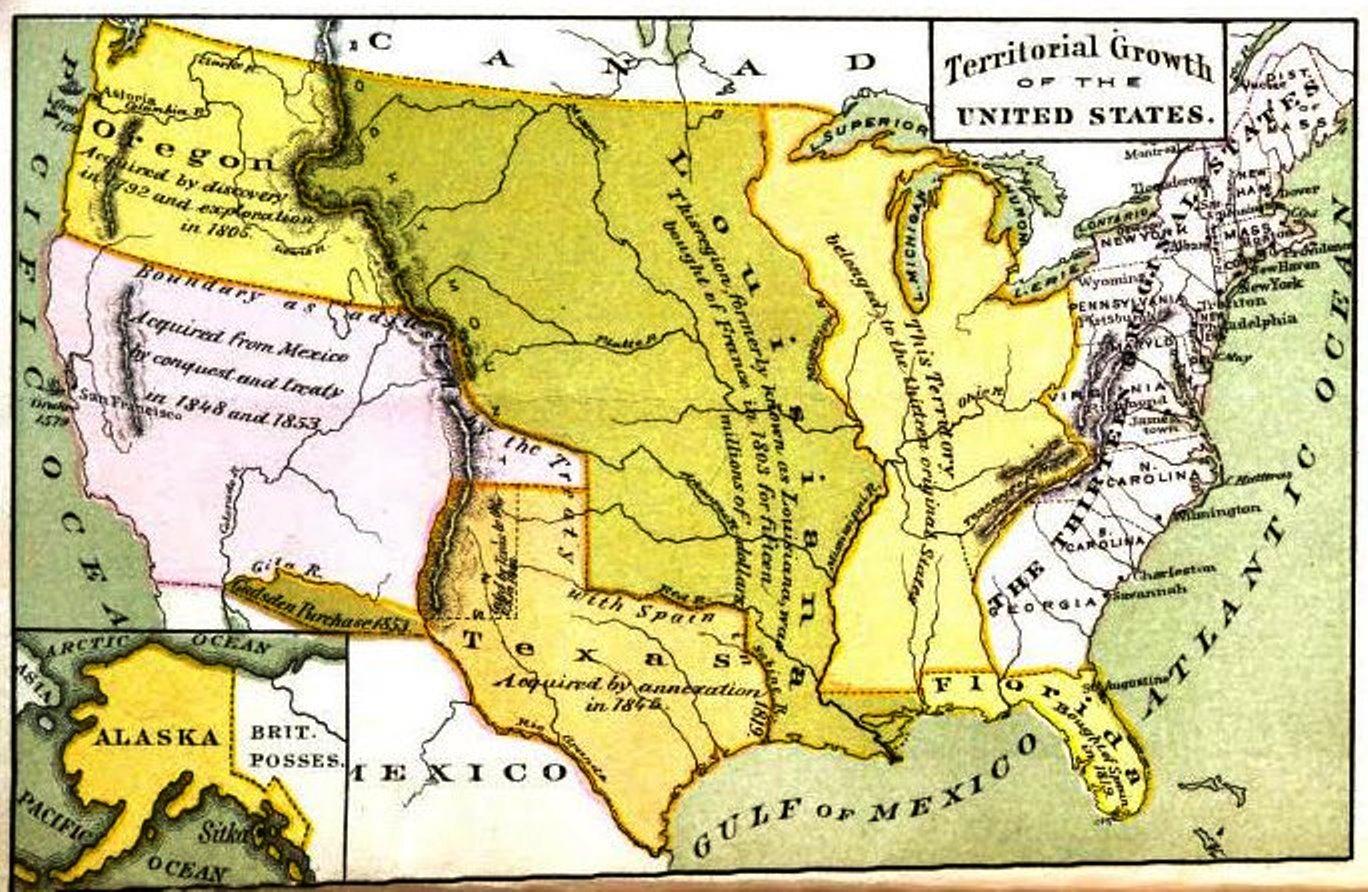 President Thomas Jefferson Louisiana Purchase