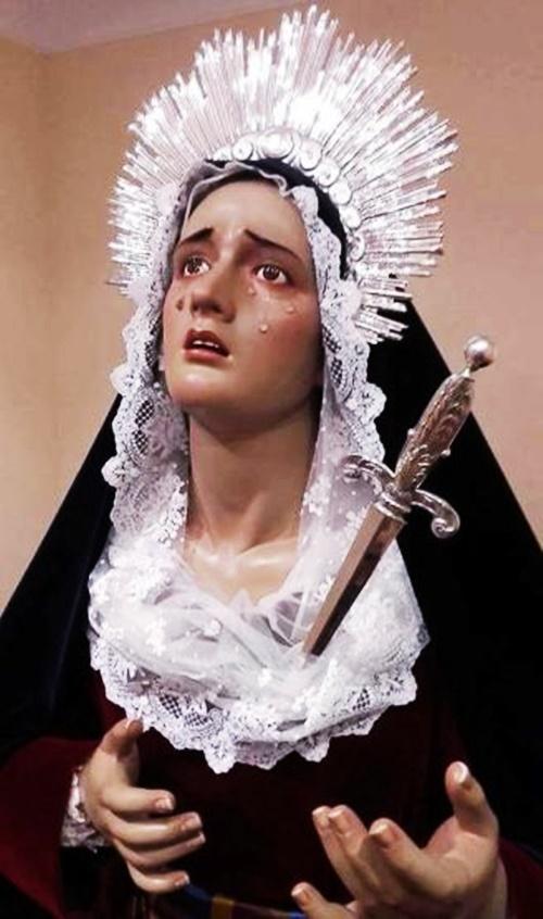Oracion A La Virgen Dolorosa