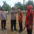 Tekan angka Pasien Covid-19, Kelurahan Sei Lekop bersama Polres Bintan Bentuk Relawan dan Posko penanganan covid-19