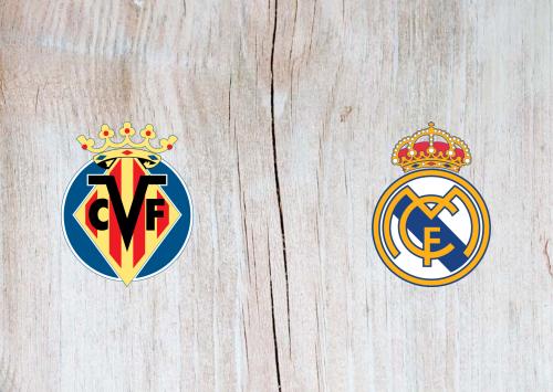 villarreal vs real madrid - photo #2