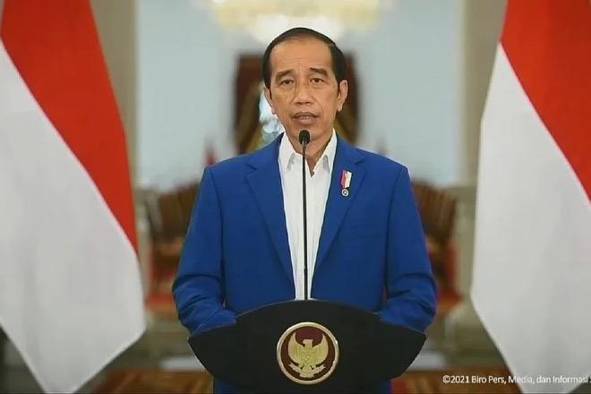 Setia Konsititusi dan Reformasi, Jokowi Tolak Wacana Presiden 3 Periode