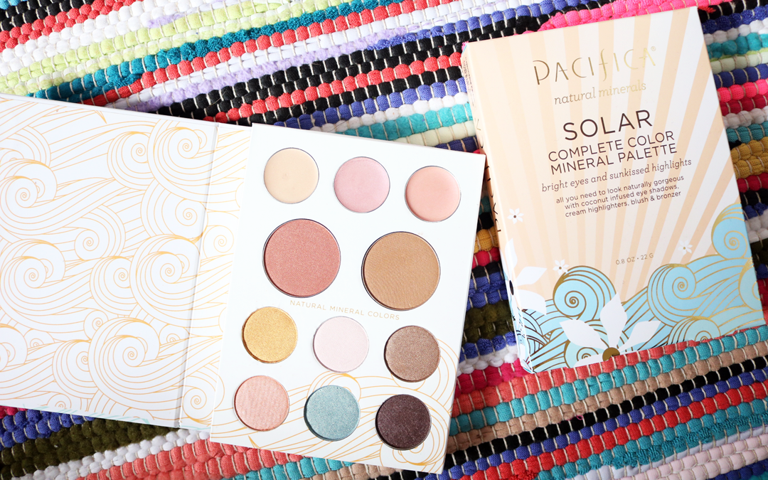 Pacifica Solar Palette - Review & Swatches