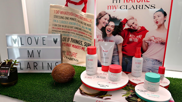 Danielle Levy, Danielle Levy Liverpool blogger, My Clarins, Clarins, Liverpool blogger, Clarins Liverpool, beauty blogger, vegan skincare,