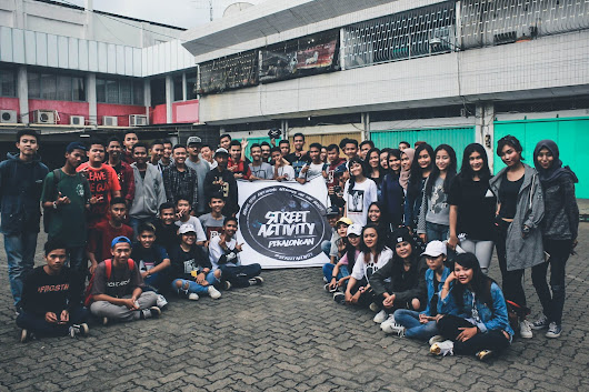 Apa Itu Street Activity? - Al Anwar32™ Blog