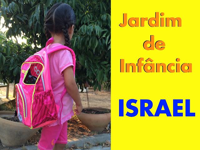escolas e crreches em Israel