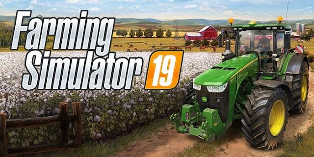 Locandina del gioco Farming Simulator 19