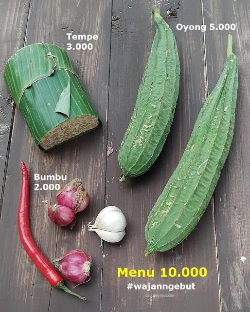 menu 10.000