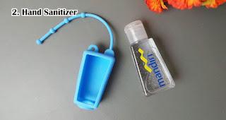 Hand Sanitizer merupakan souvenir menarik untuk pernikahan di era new normal