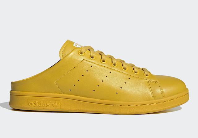 Adidas ra mắt Stan Smith nửa giày nửa dép độc lạ