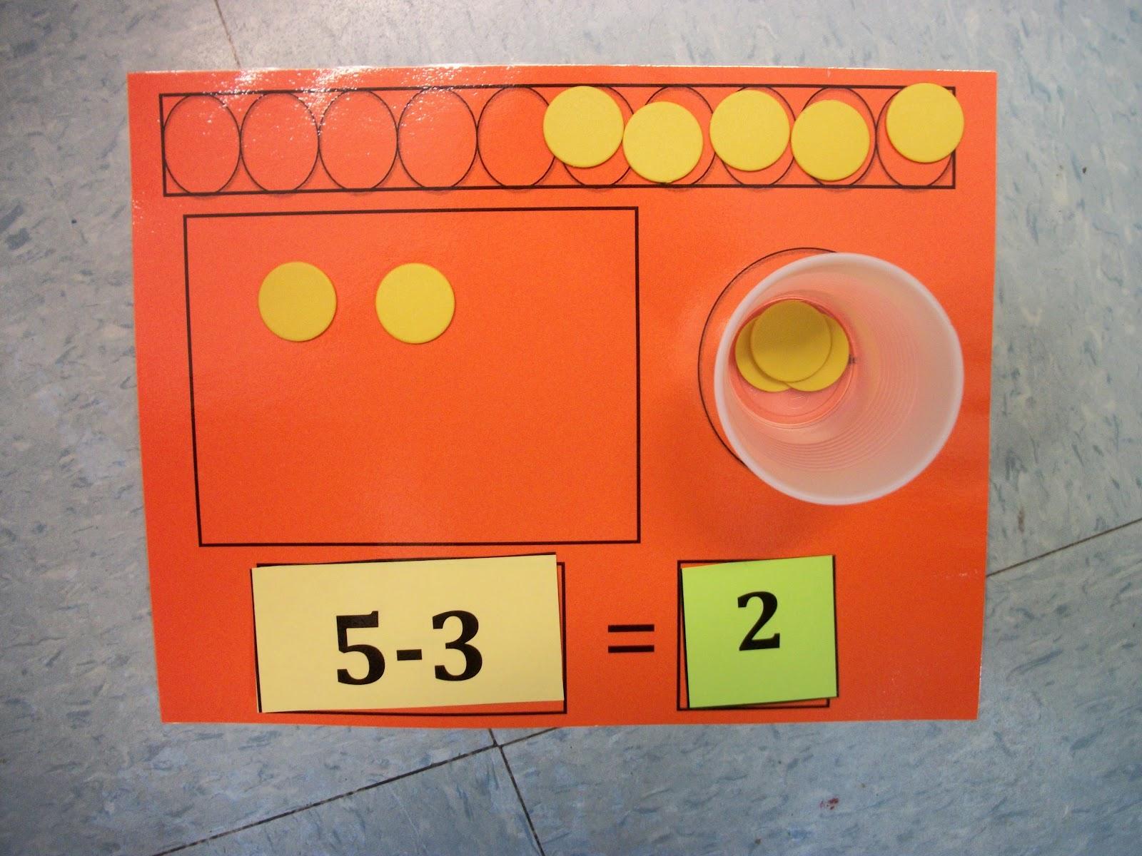 Spotlight On Kindergarten Moving On To Subtraction