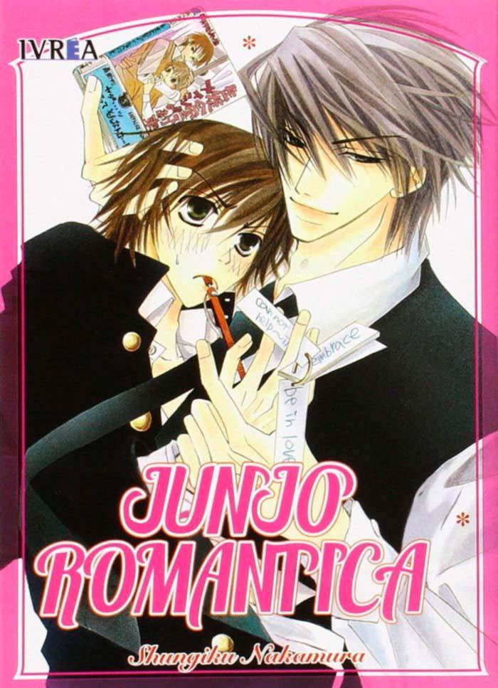 Junjo Romantica (Shungiku Nakamura) manga - Editorial Ivrea