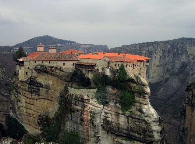 Meteora_monasterio Varlaam