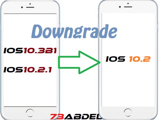 http://www.73abdel.com/2017/01/downgrade-ios-10.2.1-ios-10.3b1-to-ios-10.2.html