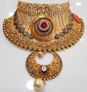 Super Design Aad Necklace Set | Fdbnj