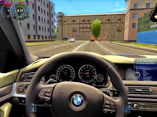 لعبة driving school 3D 2016