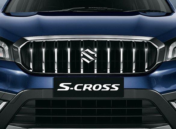 Maruti Suzuki S-Cross ओवरव्यू