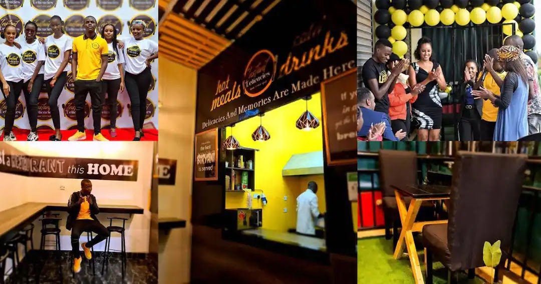 Crazy Kennar opens restaurant in Juja